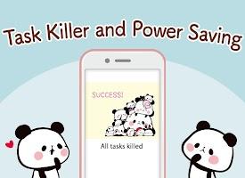 Screenshot 1: 麻糬熊貓 電池小工具