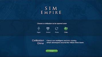 Screenshot 2: Sim Empire