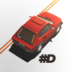 Icon: #DRIVE