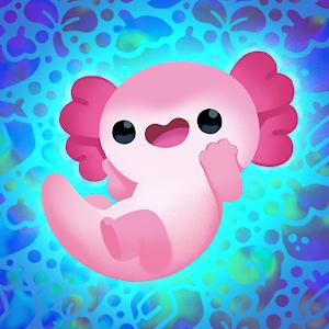 Icon: Axolochi 電子美西螈