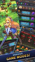 Screenshot 2: Wonder Knights : Retro Shooter RPG