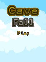 Screenshot 1: Cave Fall