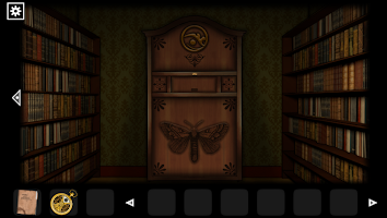 Screenshot 2: Forgotten Hill Disillusion: The Library