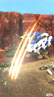 Screenshot 2: ZOIDS WILD