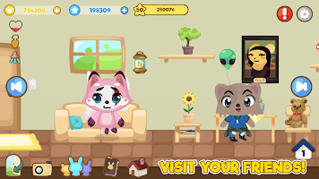Screenshot 2: Pet Paradise