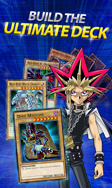 yu gi oh duel links download obb