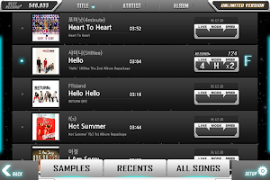 Screenshot 3: 비트 MP3 - 리듬게임