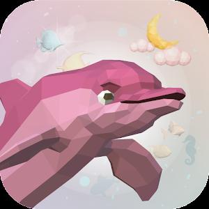 Icon: 我的朋友(海豚寵物)