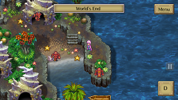 Screenshot 4: Romancing SaGa3