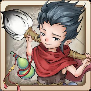 Icon: 弱虫忍者~妖怪から桜姫を救う忍者義墨の冒険~