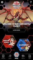 Screenshot 1: Bakugan Fan Hub