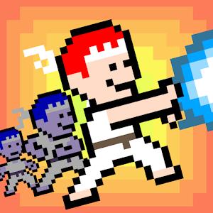 Icon: 十字鍵霸王