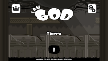 Screenshot 1: I AM GOD