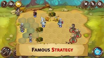 Screenshot 1: Braveland Heroes