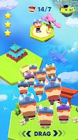 Screenshot 1: Crowd Jump