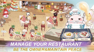 Screenshot 4: Food Fantasy: New Journey | Global