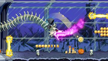 Screenshot 1: 瘋狂噴氣機