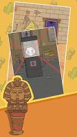 Screenshot 1: 미이라의 귀갓길 - 함정 제조 탈출 게임
