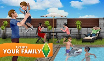 Screenshot 4: The Sims FreePlay