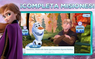 Screenshot 4: Aventuras de Disney Frozen