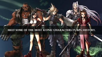 Screenshot 3: FINAL FANTASY VII