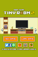 Screenshot 1: Tiny Room 2 -room escape game-