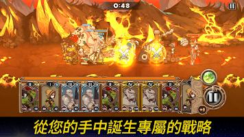 Screenshot 1: 王國騎士團 : 防衛