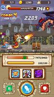 Screenshot 1: The Way to Become a Hero