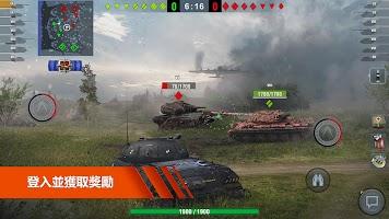 Screenshot 2: World of Tanks Blitz