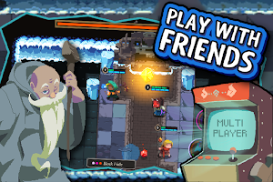 Screenshot 4: Elemental Dungeon