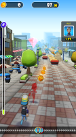 Screenshot 4: Running Star