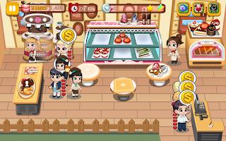 Screenshot 2: 蛋糕店:甜蜜旅程