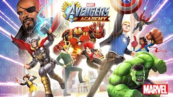 Screenshot 1: MARVEL Avengers Academy