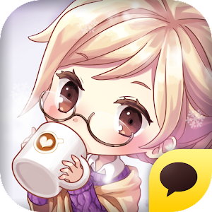 Icon: I Love Coffee - Korean