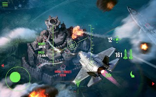 Screenshot 2: 現代戰機