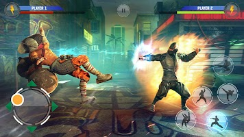 Screenshot 2: Day of Fighters
