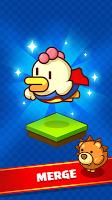 Screenshot 4: 合成小雞