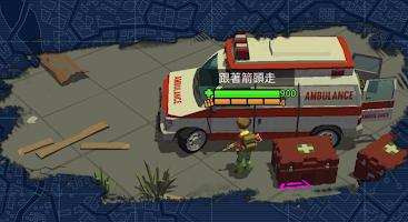 Screenshot 2: Zombie VS Fighters !