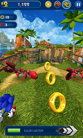 Screenshot 2: Sonic Dash