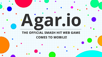 Screenshot 1: Agar.io