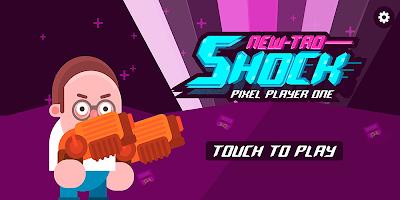 Screenshot 1: Newtro Shock