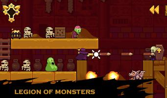 Screenshot 4: 轉生死靈2:怪物獵人