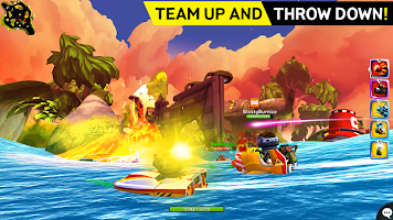 Screenshot 2: Battle Bay