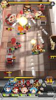 Screenshot 1: Qubot像素戰機