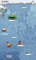 Screenshot 3: Doodle Jump Christmas Special