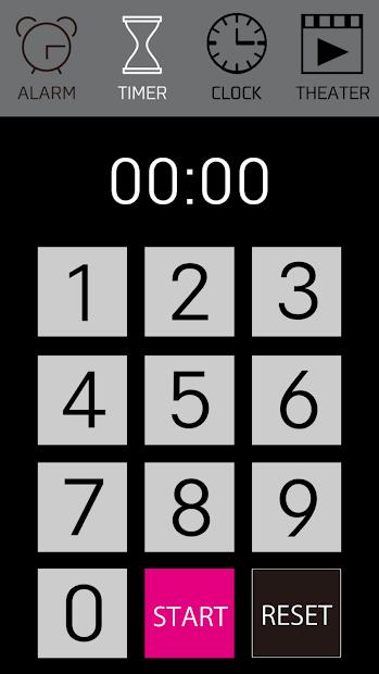 Screenshot 2: Cyber Dive Connection Clock