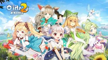 Screenshot 1: Girls X Battle 2