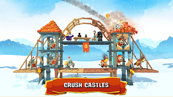 Screenshot 4: Crush the Castle: Siege Master