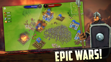 Screenshot 1: War of Kings
