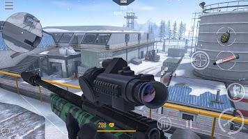 Screenshot 4: 火線出擊 Online: 戰爭遊戲 射擊遊戲網絡遊戲